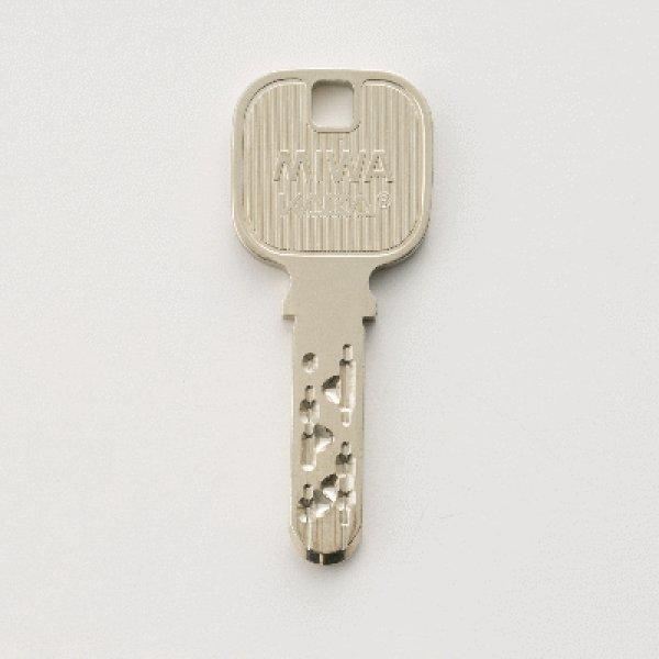 画像1: 美和ロックKABA-Jシリンダー合鍵 (1)