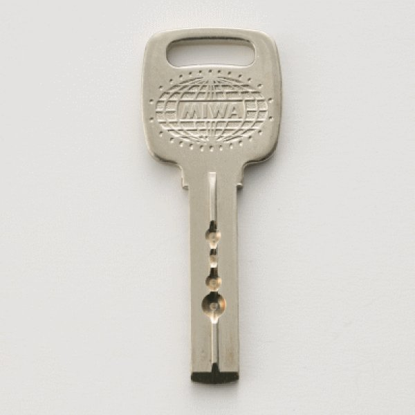 画像1: 美和ECシリンダー合鍵 (1)